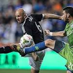 Sounders beat Union in OT for U.S. Open Cup