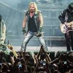Motley Crue members sign group death pact to break up after 'Final Tour'