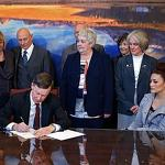 Governor's Signature Legalizes Civil Unions in Colorado