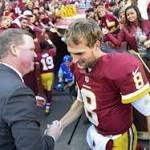 Redskins are sold on Kirk Cousins, but remain undecided on his value