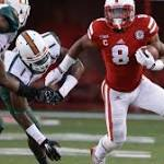 Miami can't stop run in 41-31 loss to No. 24 Neb