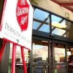 Salvation Army red kettle theft arrest made