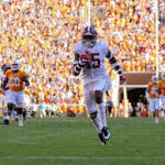 Top-ranked Alabama routs No. 9 Tennessee