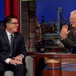 David Letterman's Final Shows to Feature Oprah, Clooney, Seinfeld, More