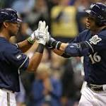 Brewers win 3-2 in 12 innings