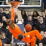 Syracuse starts fast, fades late in loss to Pittsburgh