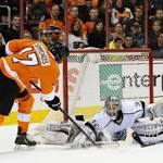 5 things to watch in Game 9: Los Angeles Kings at Flyers