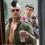 Bad Neighbours: Zac Efron's odd man crush on Seth Rogen