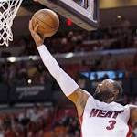 Wade fuels Heat with 40 day following procedure