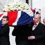 Westminster says its goodbyes to Margaret Thatcher
