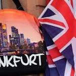 EU referendum: Frankfurt poised for a Brexit boom