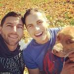Obama campaigner and fiancé's same-sex wedding plans featured on Hillary ...