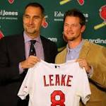 Leake on Cubs: 'I wouldn't mind taking them down'