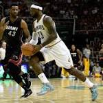 Milwaukee Bucks at Cleveland Cavaliers: LeBron James to sit out