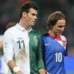 Wales v Croatia: World Cup hopes reliant on Gareth Bale's battle with former ...