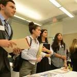Jobs market brighter for new college graduates