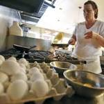 Avian flu outbreak driving up egg prices