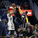 Pacers overcome slow start, turnovers to beat Pelicans