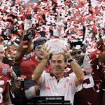 Alabama gets all but two first-place votes in AP Poll