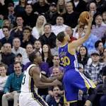 Warriors ride 3rd-quarter burst to victory in Utah