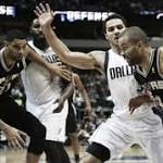 NBA Western Conference Playoff Preview: (1) San Antonio Spurs vs (8) Dallas ...