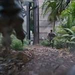 'Jurassic World' trailer delivers dinosaurs and Chris Pratt