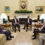 Obama builds hamster wheel for GOP on ISIS