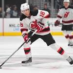 NHL: New Jersey Devils score 3 goals in 68 seconds, beat L.A. Kings, 5-3