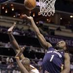 Bobcats eke out win against Pelicans, 90-87