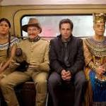 """Ben Stiller brings back his """"Museum"""" posse to wring entertainment from another ..."""