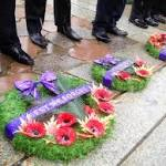 Remembrance Day marked with 2 minutes of silence