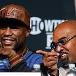 Splitsville: Mayweather long on drama and short on promises