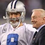 Cowboys restructure Romo's contract, freeing up roughly cap space