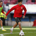Spain include Diego Costa in 23-man squad for World Cup