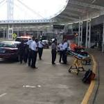 Possible Ebola Scare at Birmingham Airport