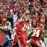 Chiefs offense gets on a roll thanks to execution, playcalling