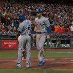 World Series Game 4: KC-SF in-game notebook
