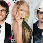 Brad Paisley Announced as a Judge on ABC's Rising Star