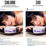 Instagram users offer discount prices to fight artist selling $90000 screenshots of ...