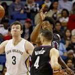 Clippers suffer a dispiriting loss to struggling, short-handed New Orleans Pelicans, 109-105