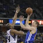 Lee's 23 help push Warriors over Kings