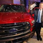 Industry execs hail resurgence at Auto Show