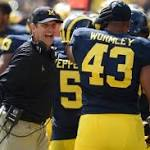 No. 5 Michigan looking to act like a heavy favorite again Saturday