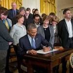 Obama Orders Immigration Enforcement Review Amid Pressure