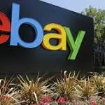 EBay Trading Higher on Strong PayPal Results Ahead of Spinoff