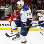 Unexpected offense from Ryan Reaves, fourth line now propelling St. Louis Blues