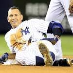 Yankees' Alex Rodriguez, Barry Bonds working out together
