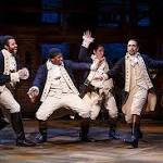 Broadway Hit 'Hamilton' to Premiere in Los Angeles in 2017