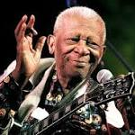 Details Announced for B.B. King's Public Viewing, Memorial, and Funeral Services