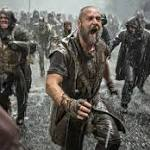 'Noah' rains money